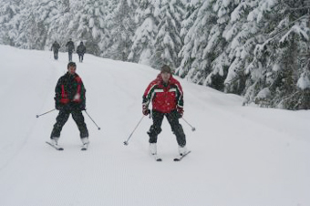 Yıldıztepede kayak pisti yok! Kimse kimseyi kandırmasın!