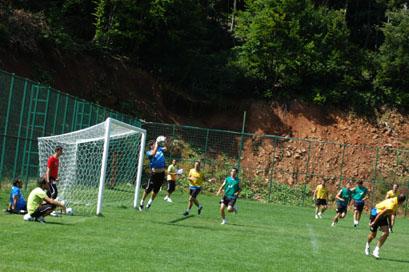 Çankırı Belediyespor Yozgatsporu dağıttı: 4-2