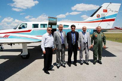 Pursaklar, Türkiyenin havacılık üssü oluyor