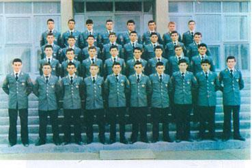 1985 yılı 498 astsubay Çankırıda buluşuyor