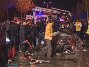 Başkentte trafik kazası: 5 ölü