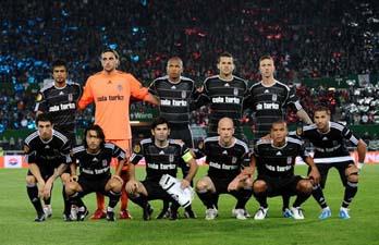 Beşiktaş, Avusturyadan şen dönüyor: 1-2