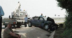 Son Dakika: Başbakanın konvoyunda kaza!