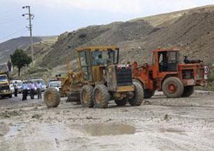 Çankırı – Ankara karayolu kapandı