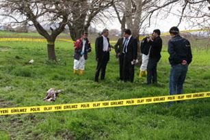 Halkaoğlu köyünde yaşlı kadın cesedi bulundu