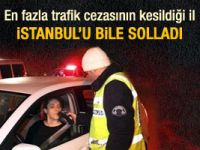 Fahri trafik müfettişleri Konyada fazla mesaide!