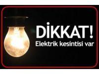 Çankırı'da elektrik kesintisi!