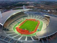 Başkentin yeni stadı hazır!