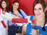 Eviniz boya badanaya hazır mı?
