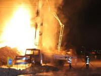 Kastamonuda korkutan doğalgaz patlaması!