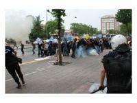 ODTÜde Reyhanlı protestosu