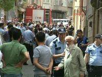 İstanbul Fatihde patlama! İZLE