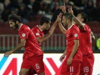 Türkiye: 3 - Letonya: 3 - İZLE