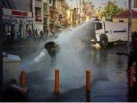 Çankırı'dan Taksim'e destek! İZLE
