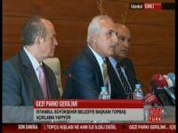 İstanbul Valisinden Gezi Parkı açıklaması