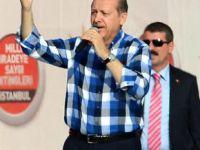 Erdoğan: Dünyada böyle başbakan bulamazsınız