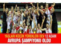 Genç Milli Takımımız Avrupa Şampiyonu