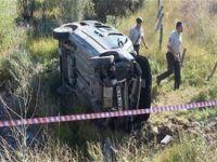 FLAŞ Çankırıda kaza: 3 ölü 2 yaralı
