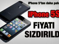 iPhone 5S fiyatları sızdırıldı
