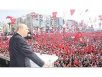 Devlet Bahçelinin Konya mitingi konuşması