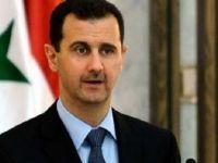 Esad, kimyasal silahları teslim etmeyi kabul etti