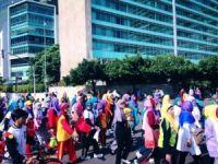 Endonezyada Müslüman güzellik yarışması