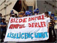 Ampul Tayyip şarkısına ceza yağdı!