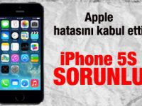 Apple: iPhone 5Sin pil sorununu kabul ediyoruz