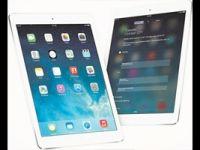 Akıllı saat ve daha büyük iPad yolda