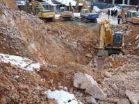 Üsküdarda inşaatta patlama: 1 ölü