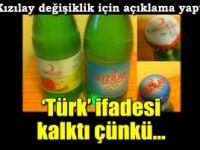 'Türk Kızılay'ı satmıyordu ismini değiştirdik'