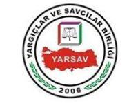 Bir açıklama da YARSAV'dan