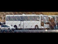 İki otobüs 'devlet sırrı'