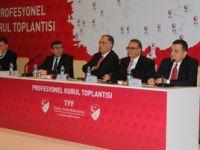 2.  ve 3. Lig Kulüpleri Buluşması İzmir'de yapıldı