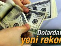 Dolar 2.30 TL'yi gördü