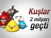 Angry Birds 2 milyar indirilme sayısını geçti