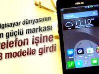 Asus'dan 3 yeni telefon