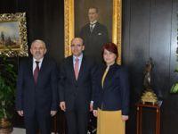 Kulüpler Birliği Başbakan'la görüştü