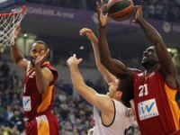 Galatasaray Partizan'ı deplasmanda yendi