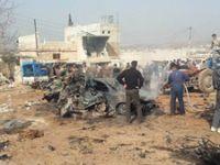 Suriye sınırında patlama: 12 ölü