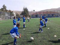 Çankırı'da U14 heyecanı başladı