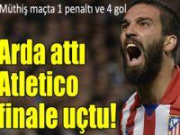 Chelsea: 1 - Atletico Madrid: 3
