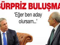 Mansur Yavaş ve Kılıçdaroğlu'ndan sürpriz görüşme!