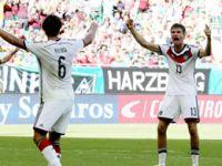 Almanya: 4 - Portekiz: 0 - İZLE