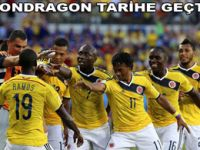 Kolombiya ikinci turda