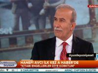 Hanefi Avcı canlı yayında bombayı patlattı