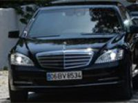 Erdoğan'ın arabasının plakası sahte çıktı!