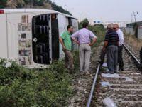 İki kaza: 8 ölü, 41 yaralı