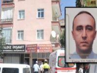 Çankırılı polis memuru intihar etti