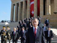 Ankara'da 30 Ağustos kutlamaları